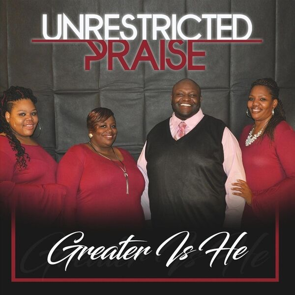 Cover art for Greater Is He